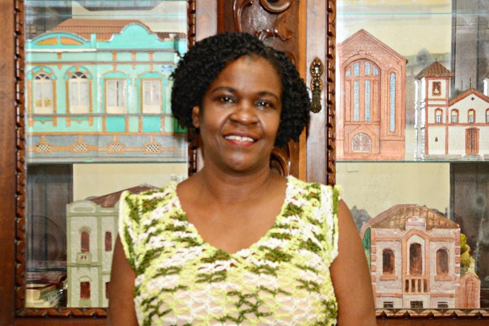 A presidente da Fundação Cultural, Jaine Basílio, pede exoneração do cargo - Foto: Arquivo