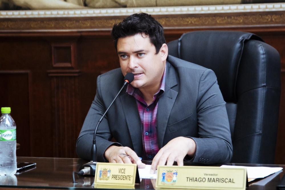 """A coligação """"Oposição de Verdade"""", do candidato Thiago Mariscal, pede impugnação do registro de candidatura de Tony Carlos - Foto: Rodrigo Garcia/CMU"""