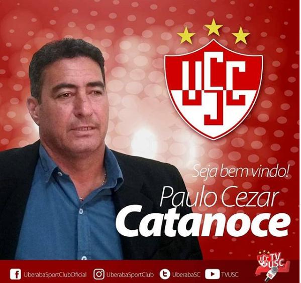 Técnico Paulo Cézar Catanoce comanda o USC no Mineiro - Foto: Divulgação