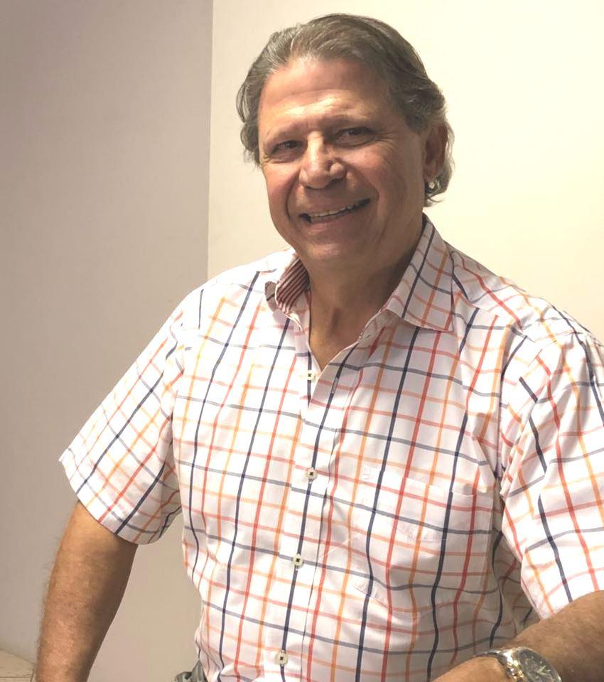 Presidente do IEATM, Gilberto Machado Barata de Oliveira, vai promover uma sabatina com os candidatos à Prefeitura de Uberaba no dia 3 - Foto: Divulgação