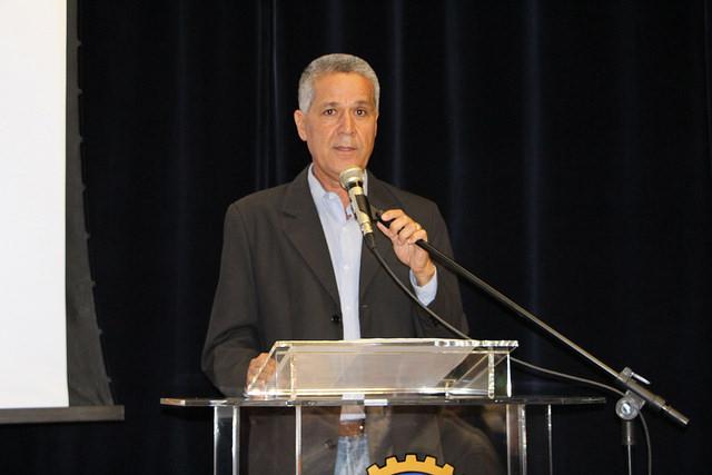 O engenheiro civil Lucio Borges foi reeleito para a presidência do Crea-MG - Foto: Divulgação