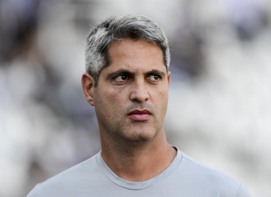Ex-técnico do USC, Rodrigo Santana, assume o Coritiba - Foto: Divulgação