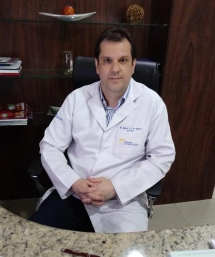 Urologista do Hospital Santa Clara, Dr. Rafael Soares Fogaça de Aguiar - Foto: Divulgação
