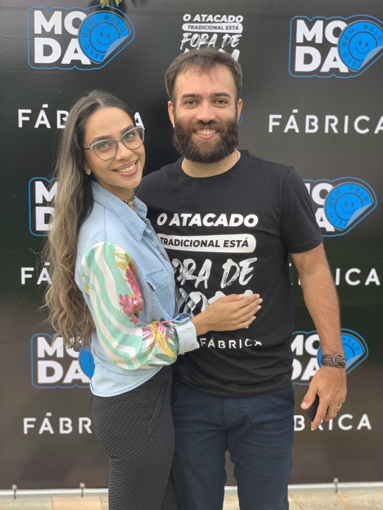 Geovani Flauzino resolveu largar tudo e dedicar 100% do seu tempo à ZFW, empresa que fundou com sua esposa, Mayra Cardoso