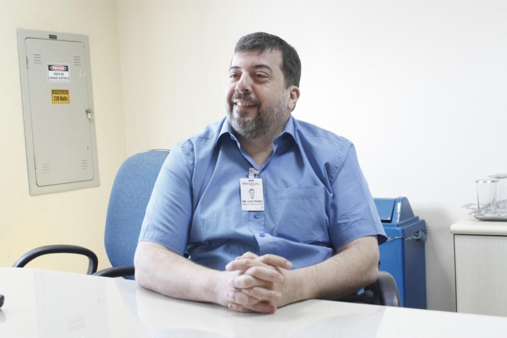 Foto: Dr. Luiz Pedro Prada -Cardiologista