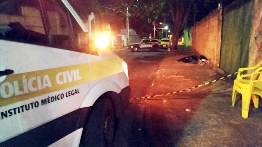 Duplo homicídio foi registrado no fim de semana pela PM