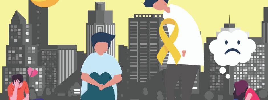 """Secretaria de Saúde estimula debates repercutindo o tema """"Combater o estigma é salvar vidas"""" em suas redes sociais - Foto: Reprodução"""
