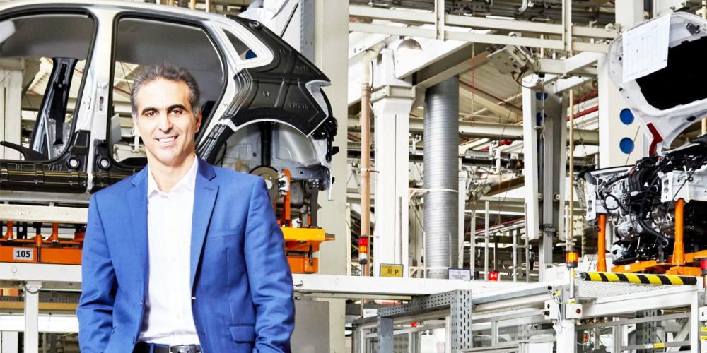 Pablo Di Si, CEO da marca na América Latina, revelou o projeto em Frankfurt - Foto: Divulgação