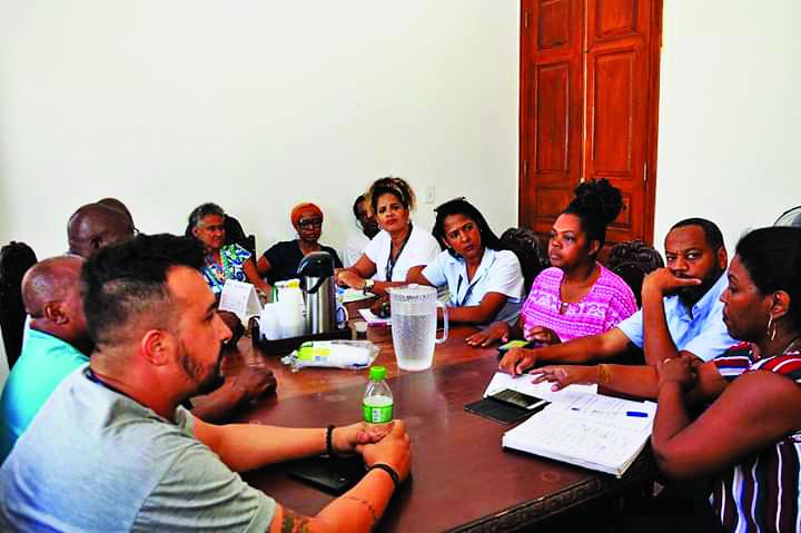 Fundação Cultural de Uberaba discute ações para o dia da Consciência Negra - Foto: Flavio Salge/FCU