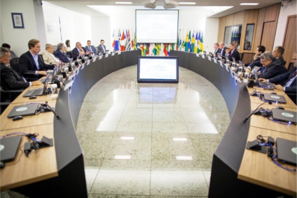 Diretor da ABCZ participou de reunião mensal do Conselho do Agro em Brasília - Foto: Divulgação