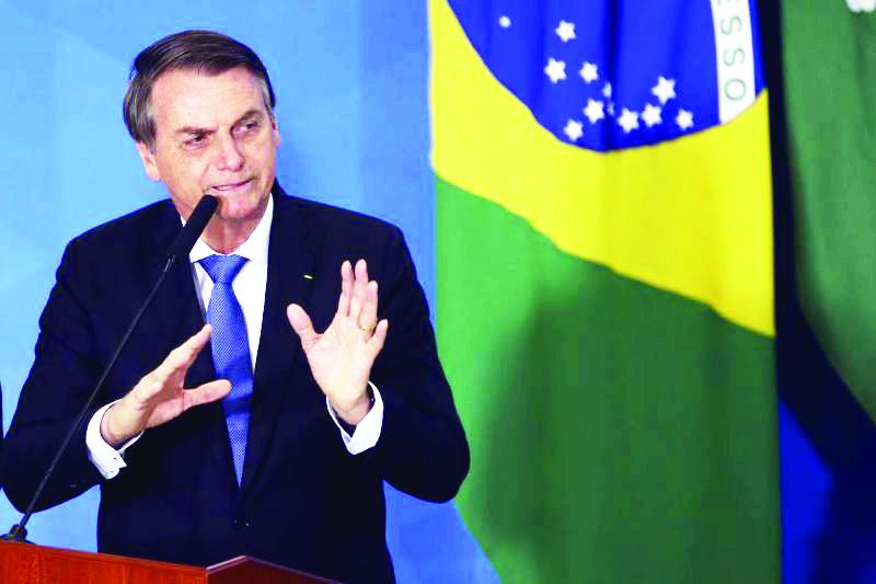 Presidente Jair Bolsonaro sancionou, ontem, a medida provisória da Liberdade Econômica - Foto: Divulgação