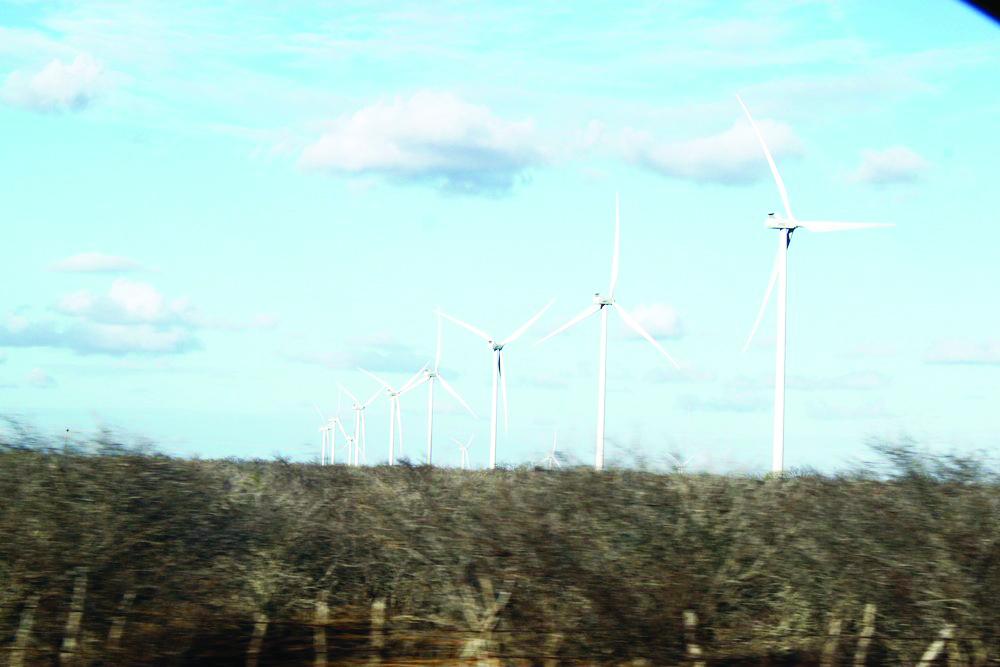 Hidrelétrica perde espaço no Brasil com expansão das usinas eólicas e da geração solar - Foto: Foto: Igor Jácome/G1