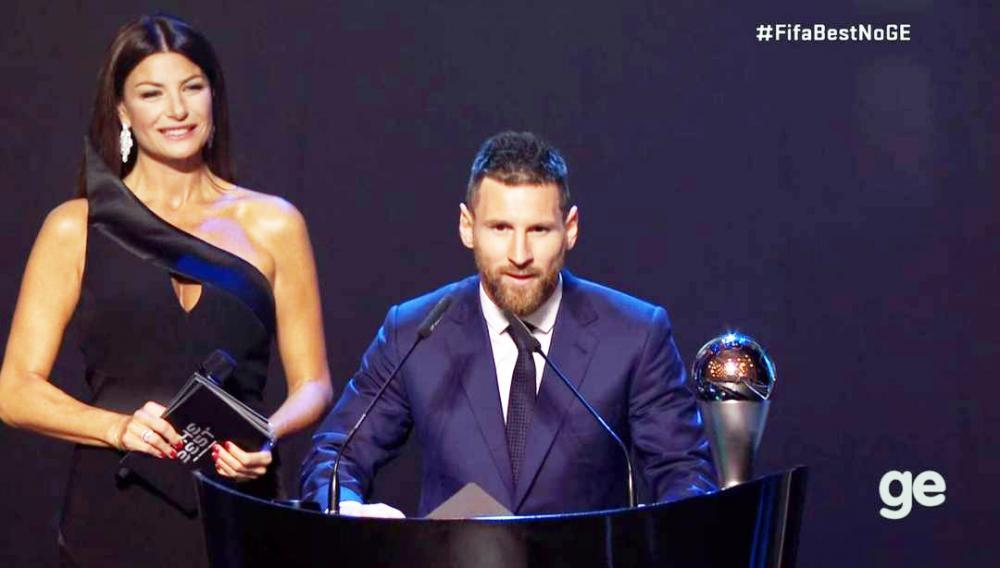 Lionel Messi está de volta ao topo do futebol mundial - Foto: Divulgação/G1