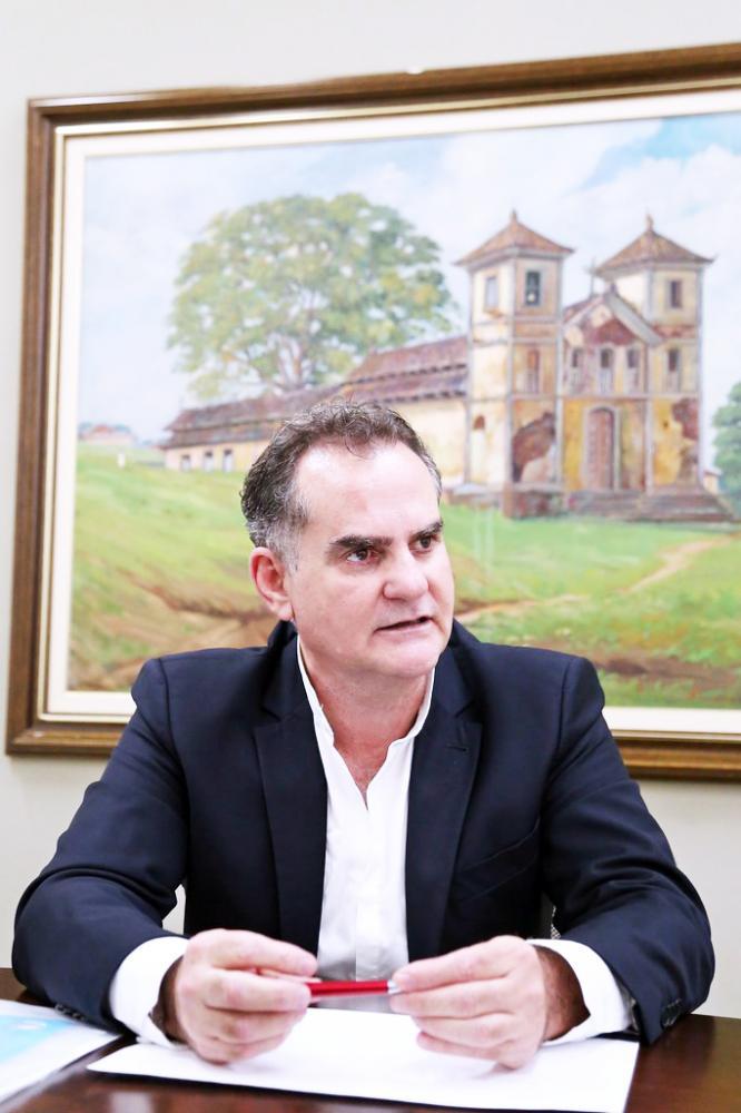 Secretário de Desenvolvimento Social, Marco Túlio Cury, destaca a importância do levantamento - Foto: Neto Talmeli