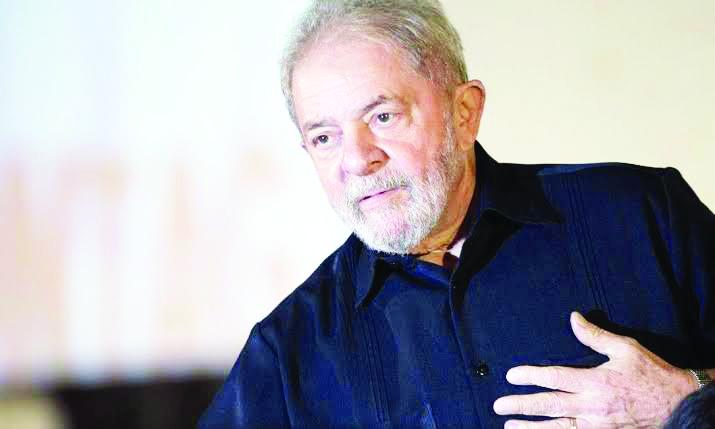 Ex-presidente Luiz Inácio Lula da Silva disse, em carta, que não irá trocar sua dignidade por sua liberdade - Foto: Arquivo