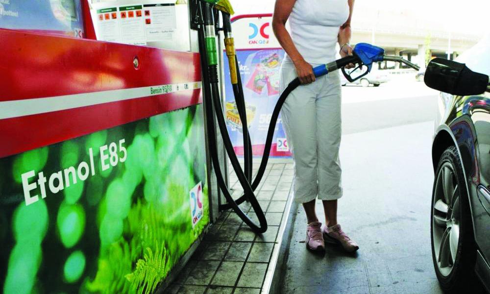 Vendas de etanol hidratado em Minas Gerais, em agosto, atingiram o volume de 269,578 milhões de litros - Foto: Divulgação