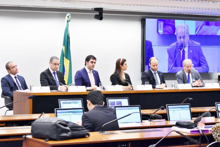 Deputado Franco Cartafina (PP-MG), quer pressa na aprovação da proposta