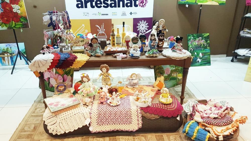 Feira de Artesanato de Uberaba - Foto: Marcelo Machado Borges