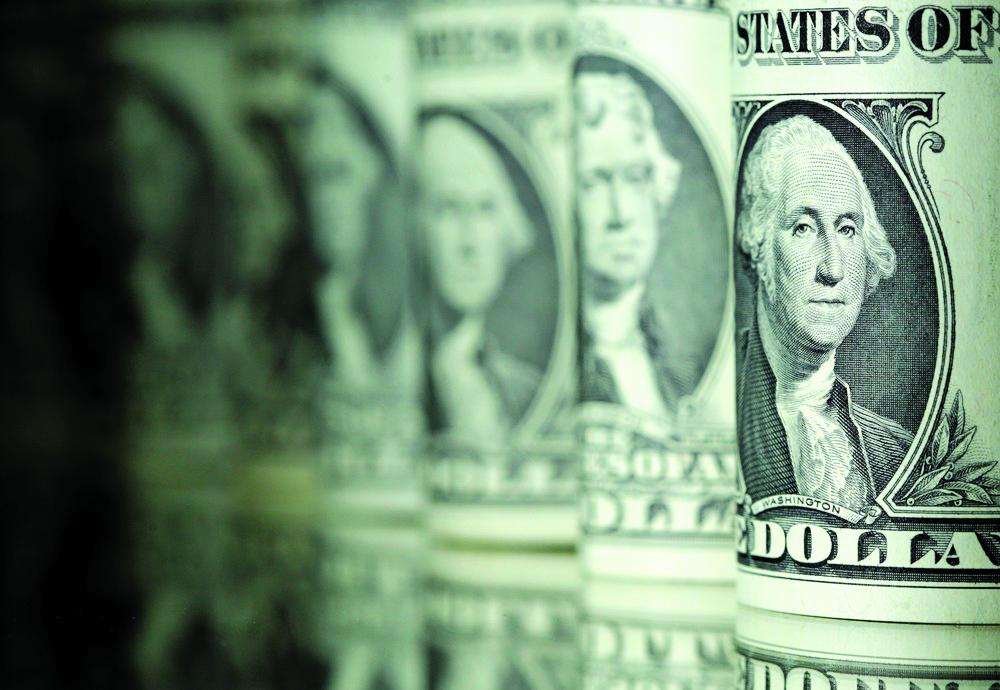 Ontem, moeda norte-americana caiu 0,78%, a R$ 4,0558. Na semana, dólar acumulou queda de 2,40% - Foto: Reuters/Dado Ruvic