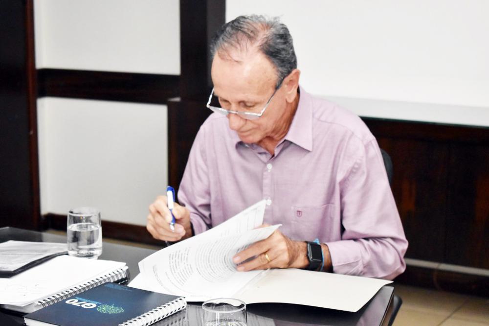 Segundo o prefeito Paulo Piau, a data marca um novo momento para o Município - Foto: Marco Aurélio/PMU