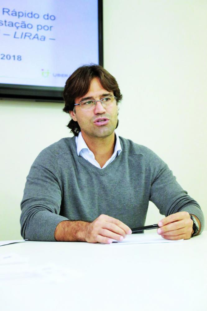 Secretário de Saúde Iraci Neto acredita que quatro anos é um prazo muito pequeno dentro do universo da saúde pública - Foto: Neto Talmeli