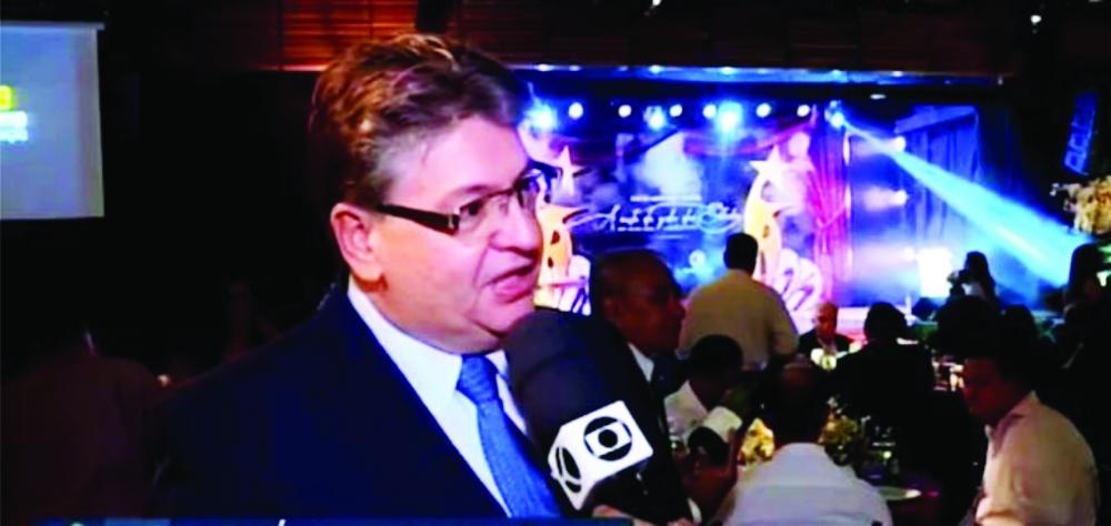 """O superintendente do Shopping Uberaba Guilherme Vilela comemora, mais uma vez, a consagração popular daquele Mall, ratificada através da pesquisa """"Top of Mind/2019"""""""