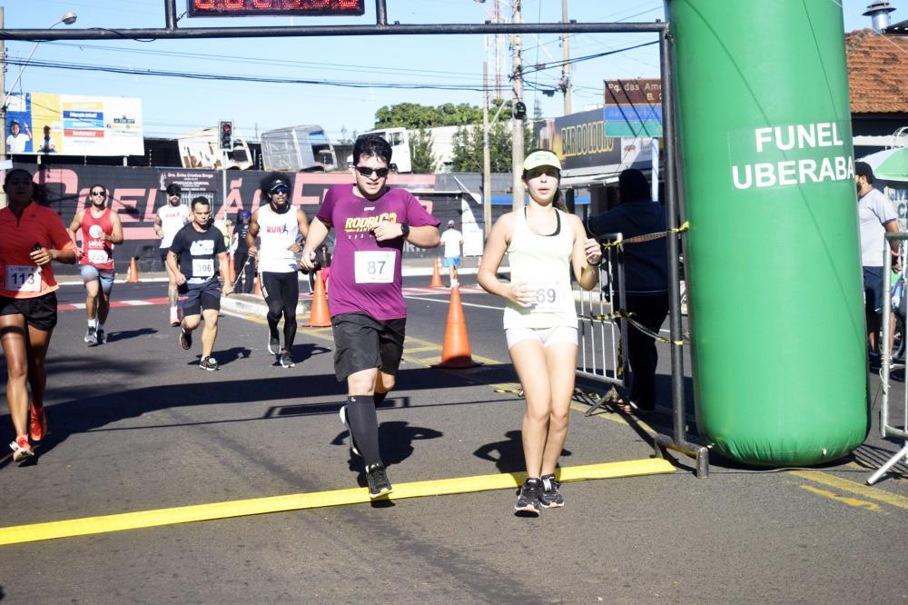 Entre as ações da Prefeitura Municipal de Uberaba na ExpoCigra Fiemg está a Corrida Uberaba 200, promovida pela Funel, no sábado (19) - Foto: Divulgação