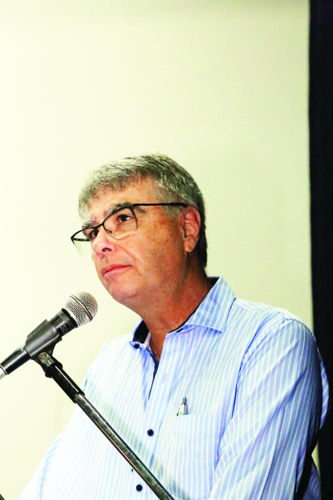 Secretário de Desenvolvimento Econômico, Turismo e Inovação, José Renato Gomes - Foto: Neto Talmeli