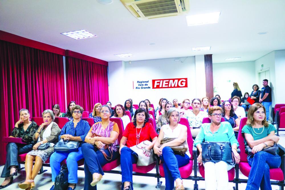 O programa Plástico Não é Vilão conta com a participação de 35 mulheres do segmento empresarial como Embaixadoras - FOTO: IMAGEM GO