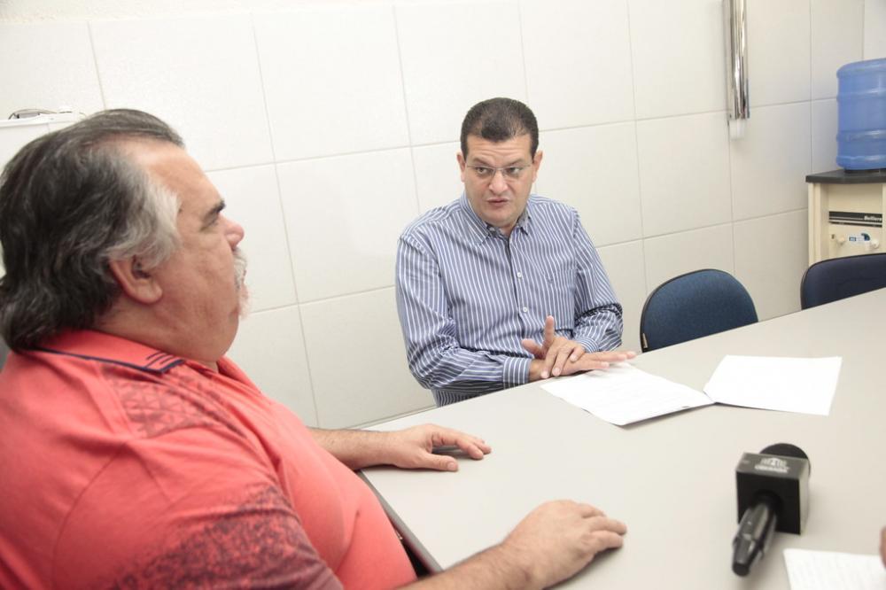 Vereador Samuel Pereira quer que Hospital Regional seja municipalizado, entretanto definição da estrutura o aponta como regional - Foto: Arquivo