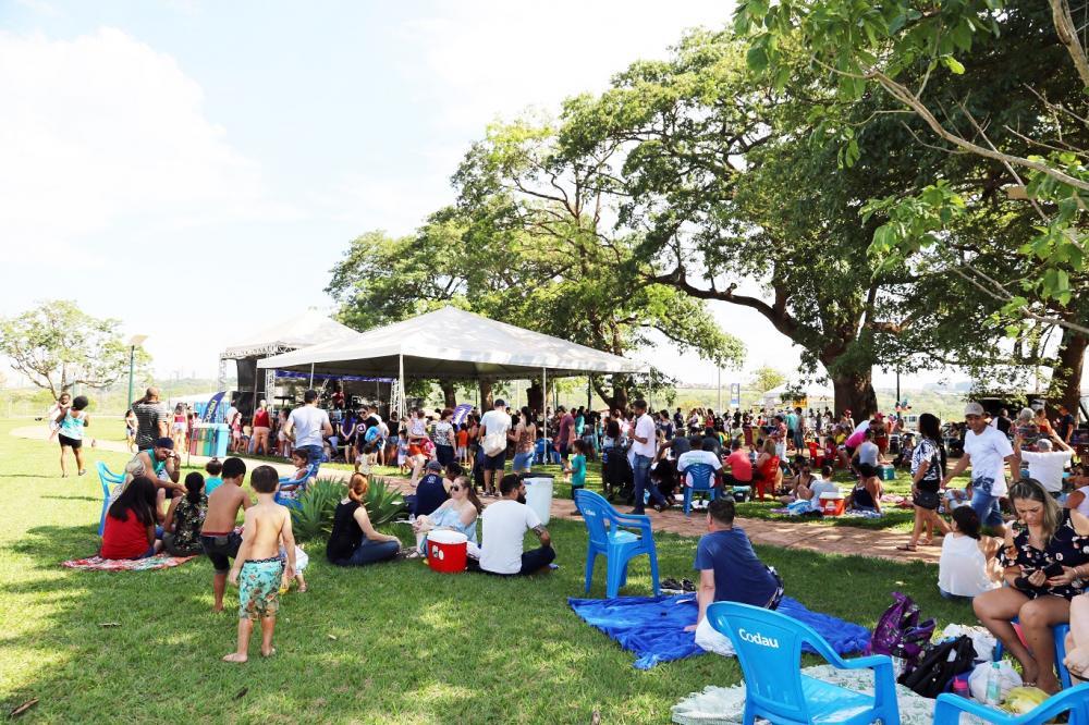 Parque da Barrigudas recebe cerca de 2.500 pessoas no Codau Cultural - Foto: Divulgação
