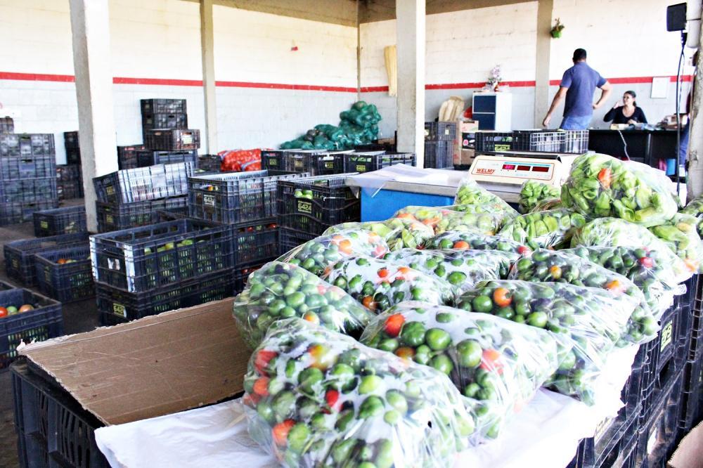Ceasa Uberaba registrou estabilidade de preços em 16 produtos - Foto: Neto Talmeli
