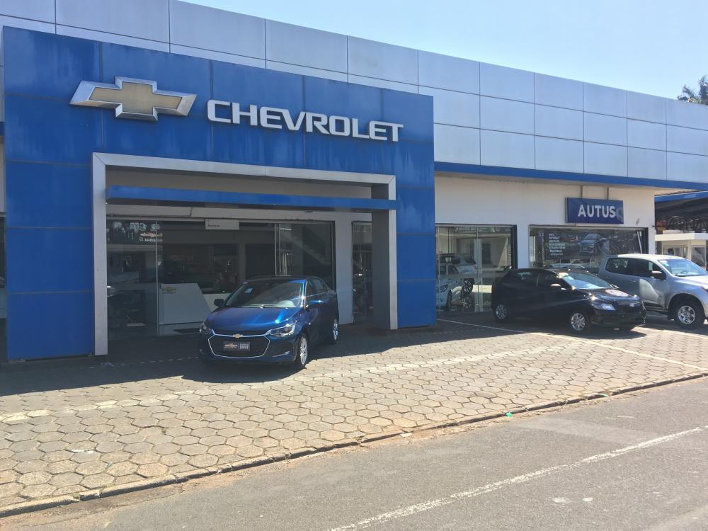 Na Autus Chevrolet o Onix é muito mais, pelo mesmo preço; Autus fica na avenida Deputado José Marcus Cherém, 707 - Foto: Divulgação