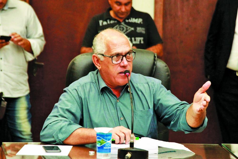 Vereador Agnaldo Silva presidente duas comissões na Câmara - Foto: Rodrigo Garcia/CMU