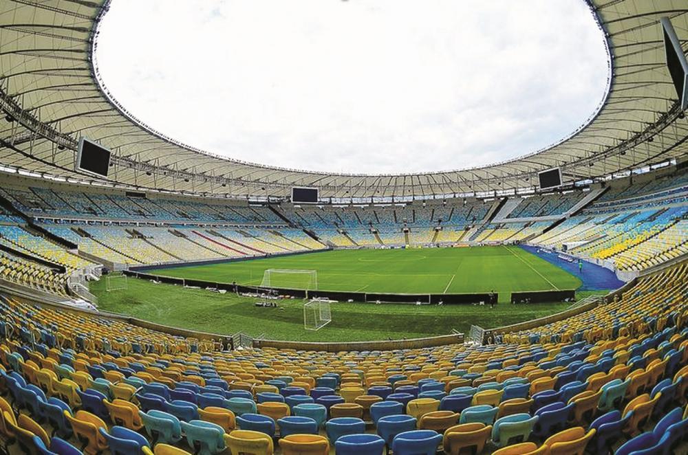 Será a segunda vez na história que o estádio do Maracanã verá o campeão do torneio erguer a taça - Foto: Divulgação