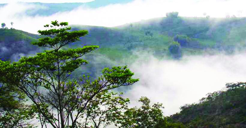 Cabeça de Boi, distrito de Itambé do Mato Dentro: conexão máxima com a natureza - Foto: Alfredo Durães/EM/D.A Press