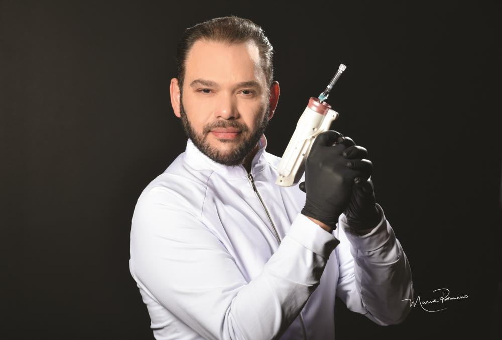 Dr. Fábio Azevedo, o expert da harmonização orofacial