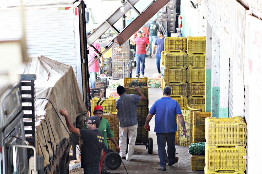 Ceasa Uberaba divulga nova cotação de preços - Foto: Neto Talmeli