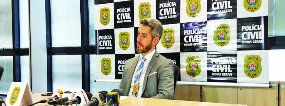 Superintendente da SPTC, médico-legista Thales Bittencourt de Barcelos