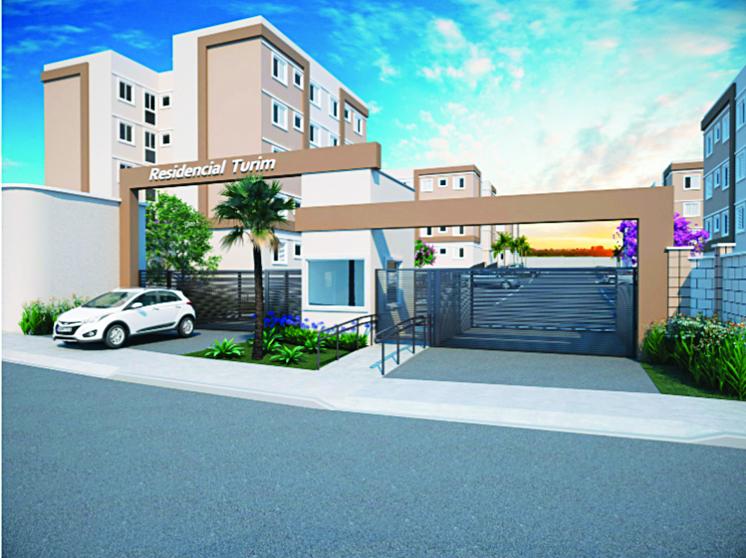 Residencial Turim será erguido em uma área de 15.960 m² no bairro Recreio dos Bandeirantes