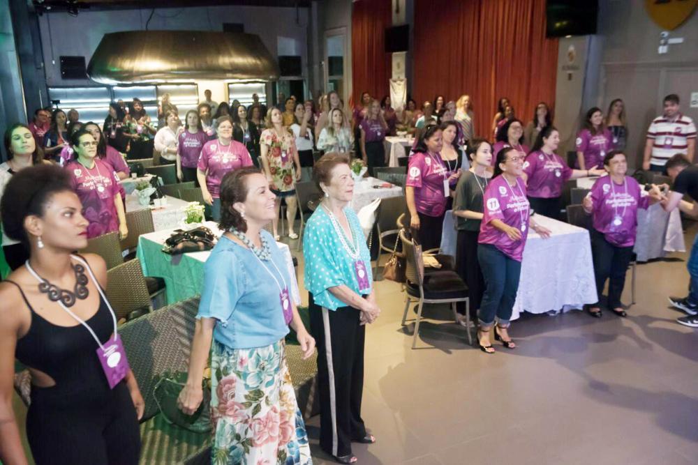 Encontro Mulheres Progressistas Fortalecendo o Futuro foi realizado em Uberaba - Foto André Santos