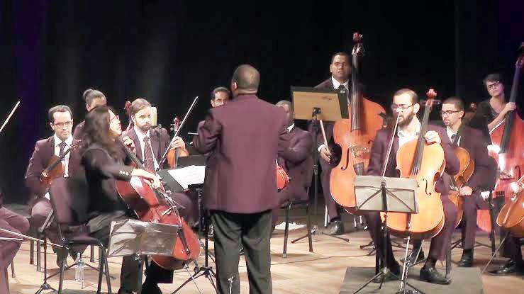 Orquestra Municipal de Uberaba tem participação especial no recital beneficente - Foto: Divulgação/PMU