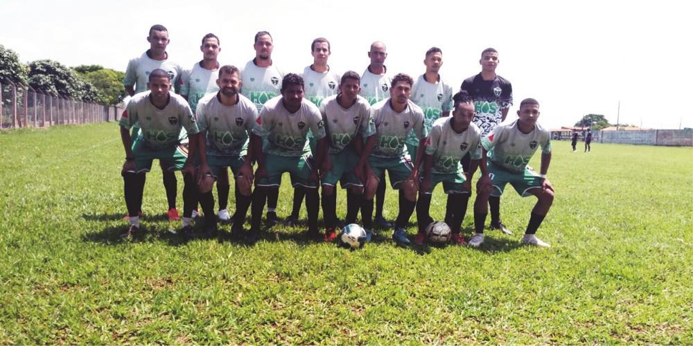 Equipe Força Jovem do Jardim Maracanã disputa o Varzeano Interbairros - Foto: Divulgação
