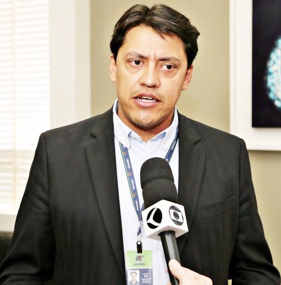 Secretário de Administração, Rodrigo Vieira, avalia que o cumprimento de metas no processo da Avaliação de Desempenho Institucional tem grande importância para a Prefeitura - Foto: Arquivo