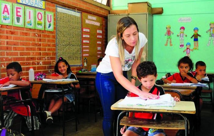 Resolução da SEE com todas as orientações foi publicada no Diário Oficial de Minas Gerais nesta quinta-feira - Foto: Omar Freire/Imprensa MG
