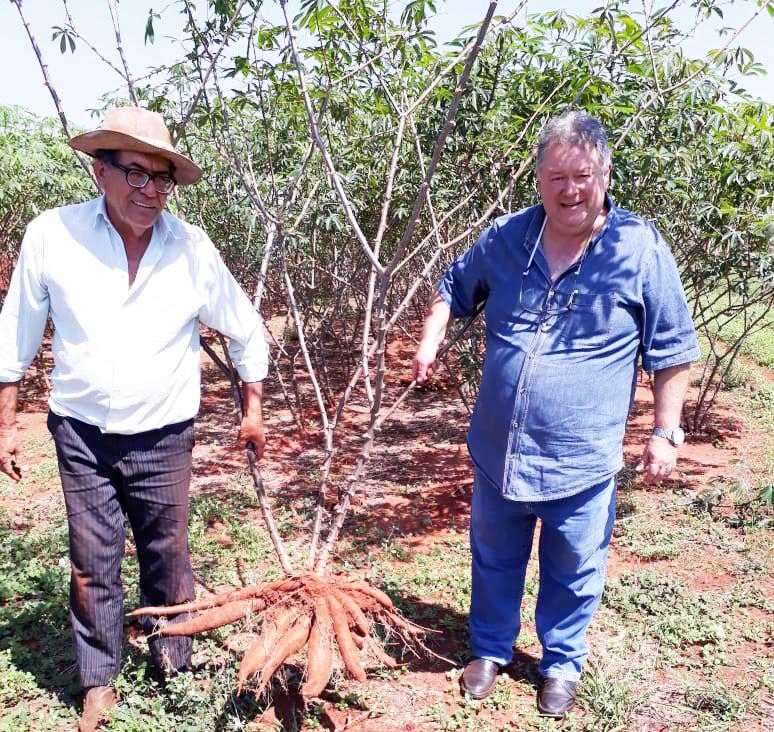 O professor Ricardo Mendonça (dir.), é o responsável na Fazu pelo projeto - Foto: Divulgação/Fazu