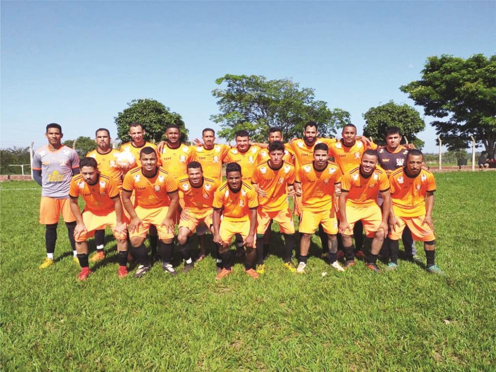 Equipe Bairro Bom Retiro disputa o Interbairros/Vazeano - Foto: Divulgação