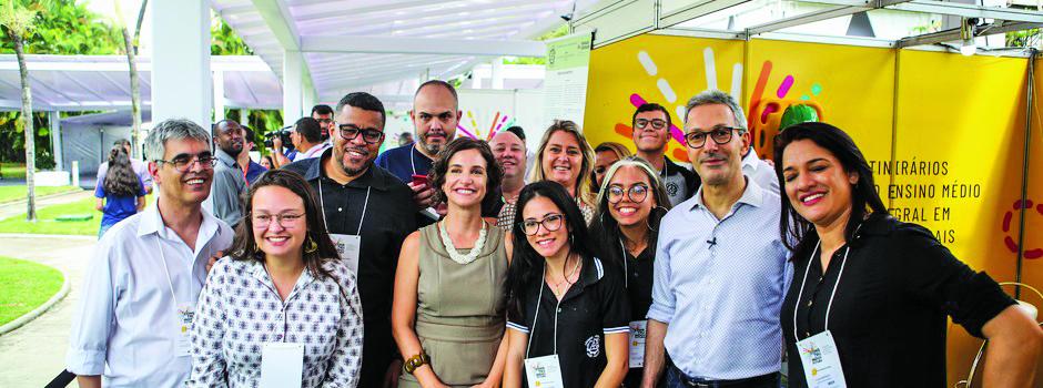 Serão criadas, no próximo ano, 16 mil novas vagas para a educação integral e profissional no estado, com investimentos de R$ 151 milhões - Foto: Pedro Gontijo / Imprensa MG