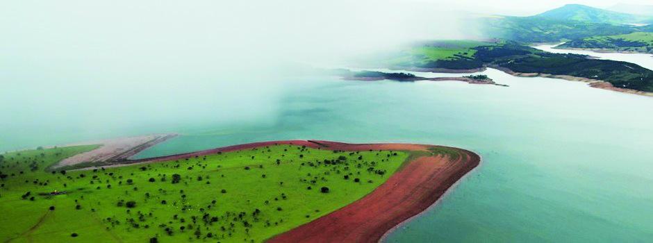 CBH Grande inclui dois importantes estados brasileiros: Minas Gerais, a Norte, com 60,2% da área de drenagem da bacia, e São Paulo, ao Sul, com 39,8% da área - Foto: Divulgação / CBH Grand