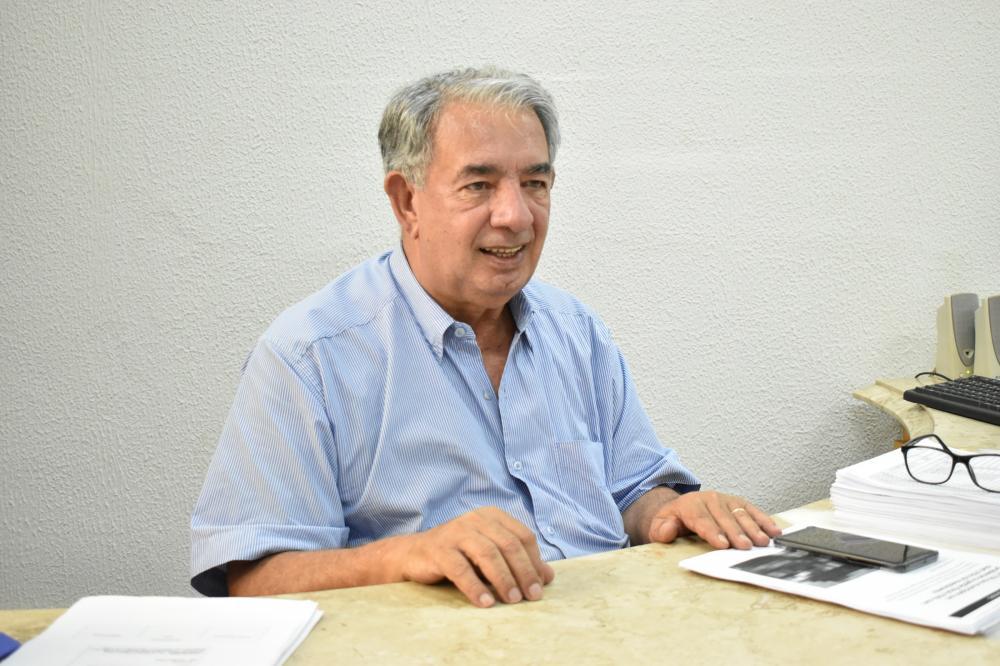Secretário da Fazenda, Wellington Fontes prevê muitas dificuldades financeiras no próximo ano - Foto: Marco Aurélio/PMU